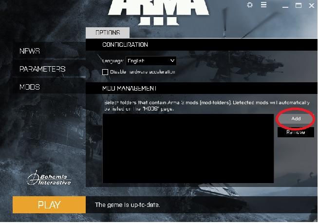 Steam Arma III Launcher-add-jpg