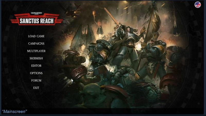 Warhammer 40k: Sanctus Reach review by Rick Moscatello-warhsplash-jpg