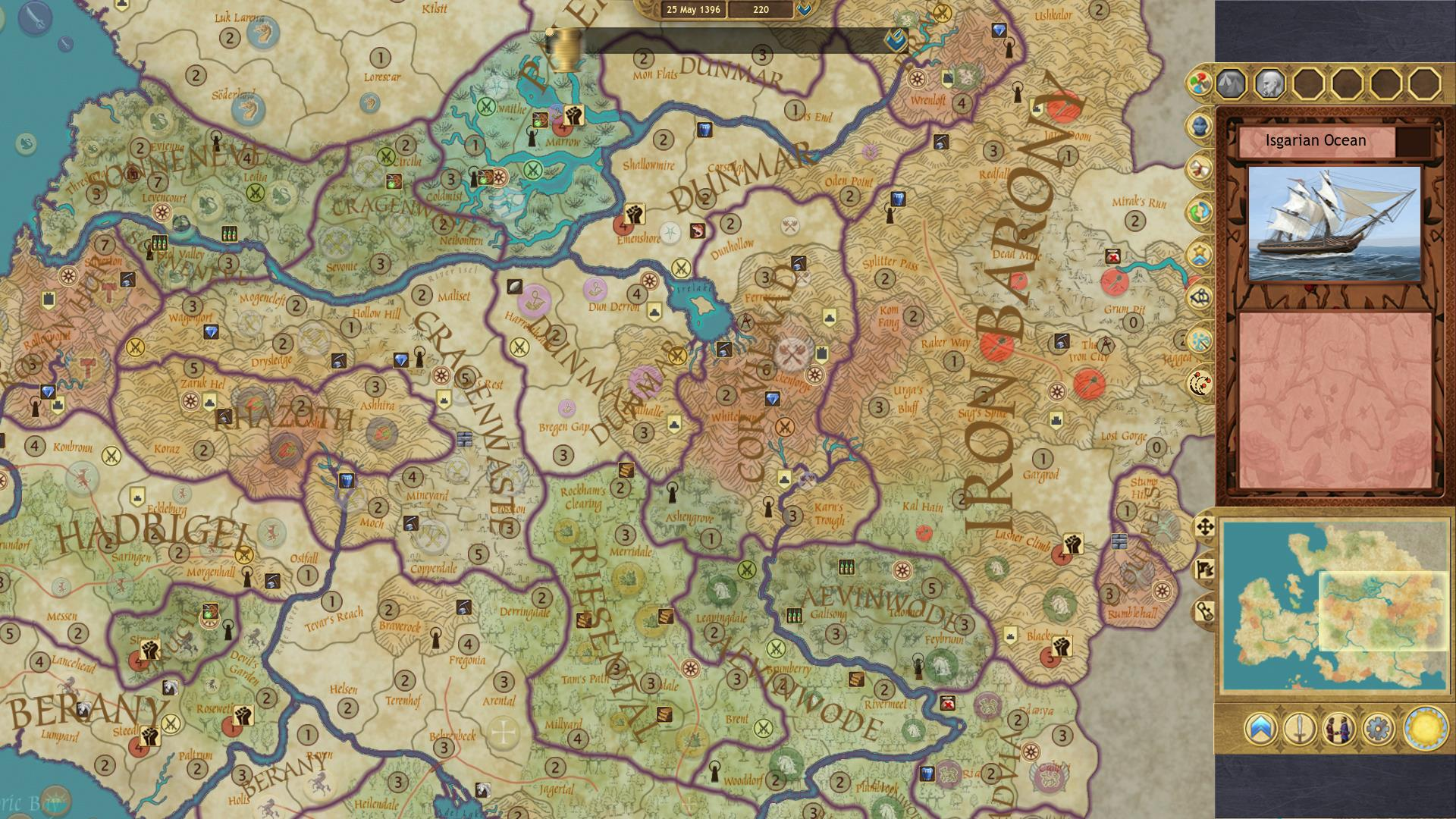 Sovereignty: Crown of Kings review by Rick Moscatello-kingsmap-jpg