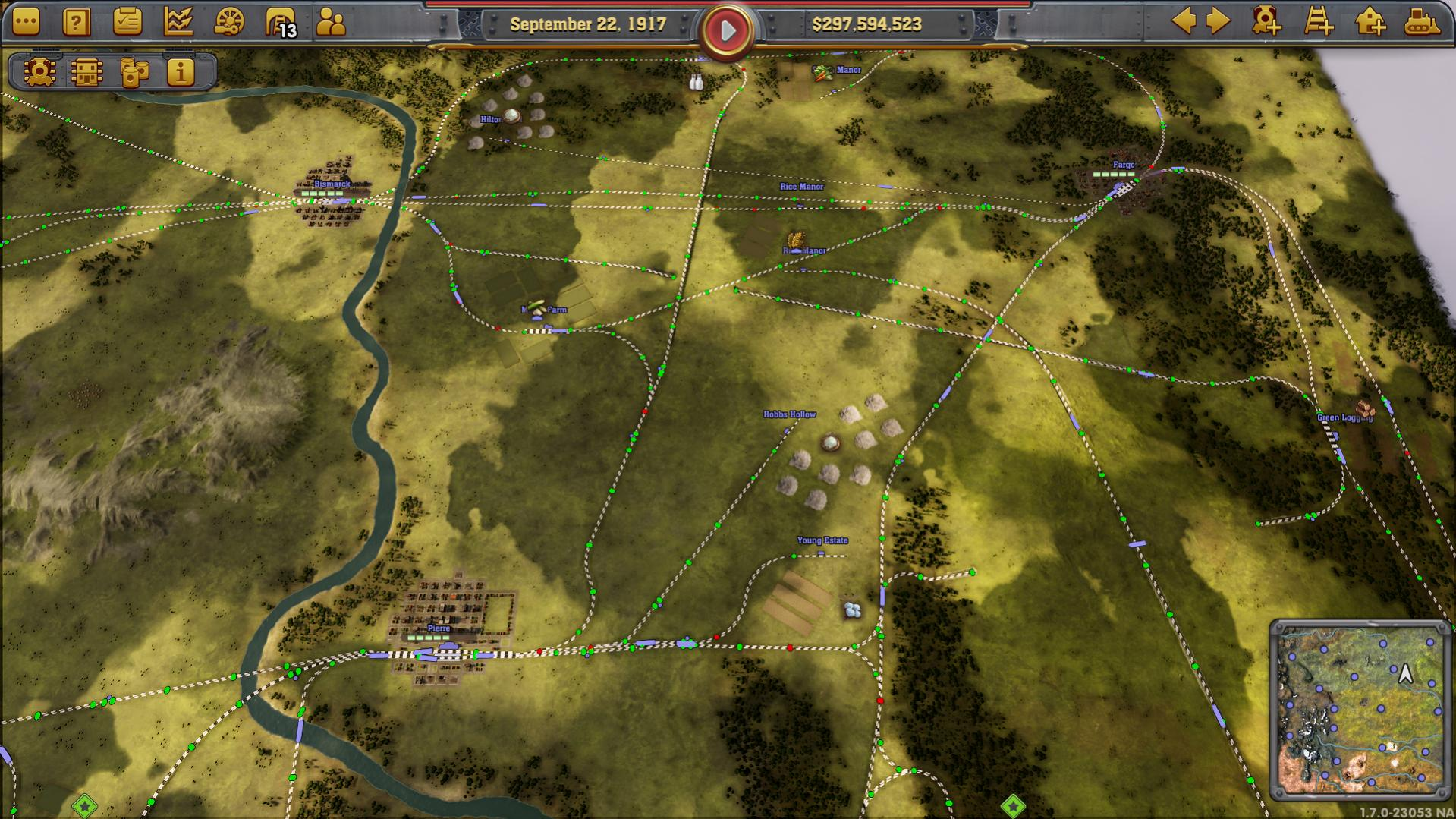 Railway Empire review by Rick Moscatello-railstracks-jpg
