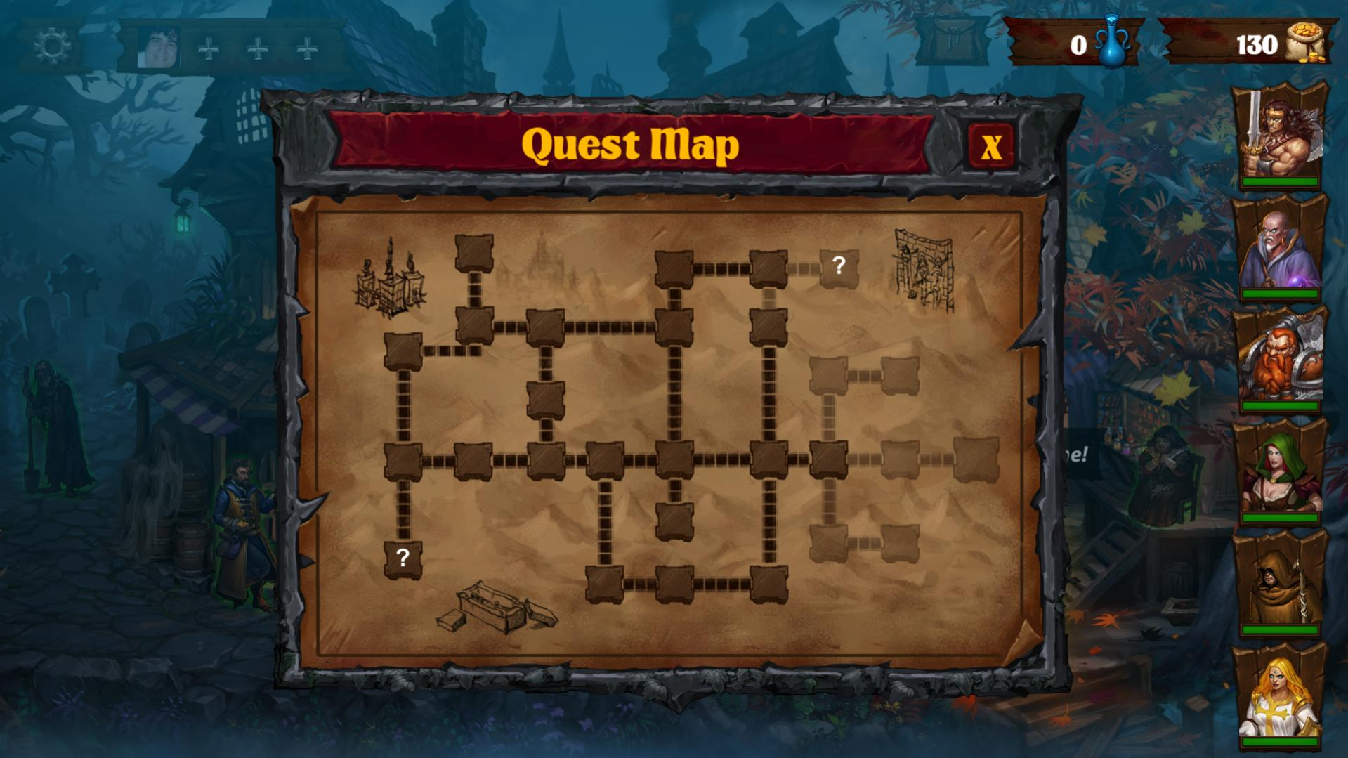 Dark Quest 2 review by Rick Moscatello-dqcamp-jpg