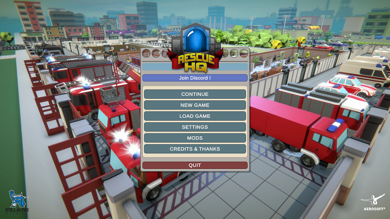 Rescue HQ: The Tycoon review by Rick Moscatello-aarescuespash-png