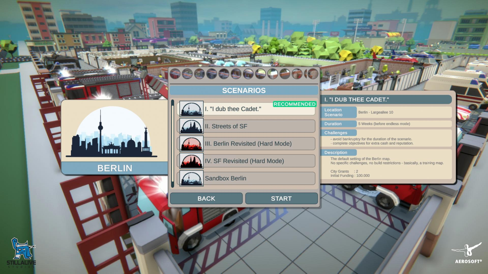 Rescue HQ: The Tycoon review by Rick Moscatello-aarescuescen-jpg