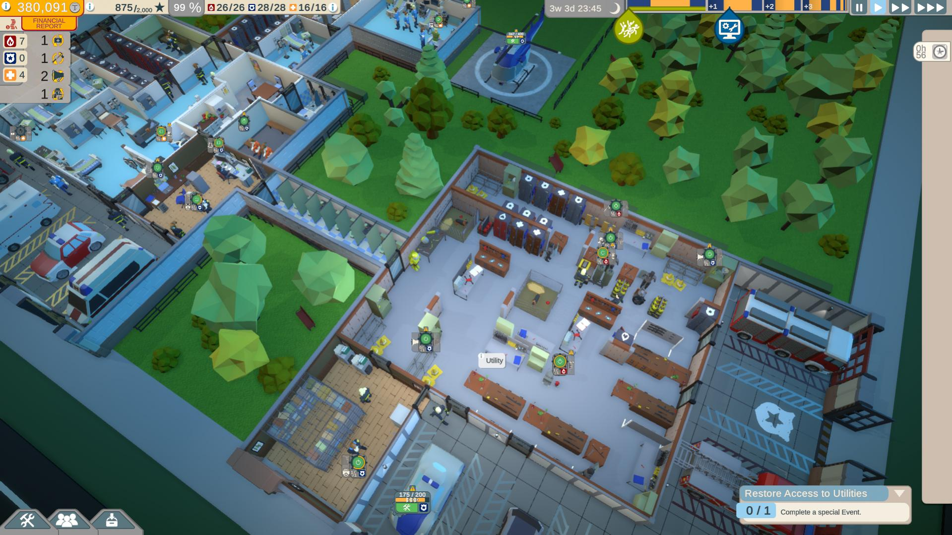 Rescue HQ: The Tycoon review by Rick Moscatello-aarescuebreaks-jpg