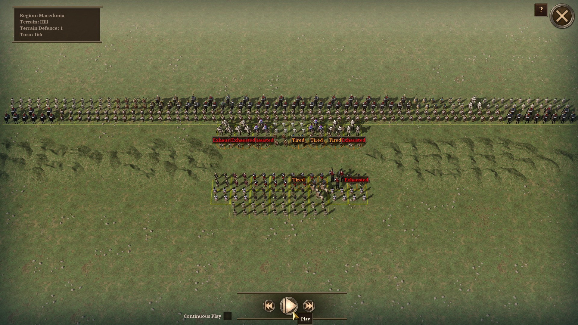 Field of Glory II: Empires review by Rick Moscatello-aafogbattle-jpg