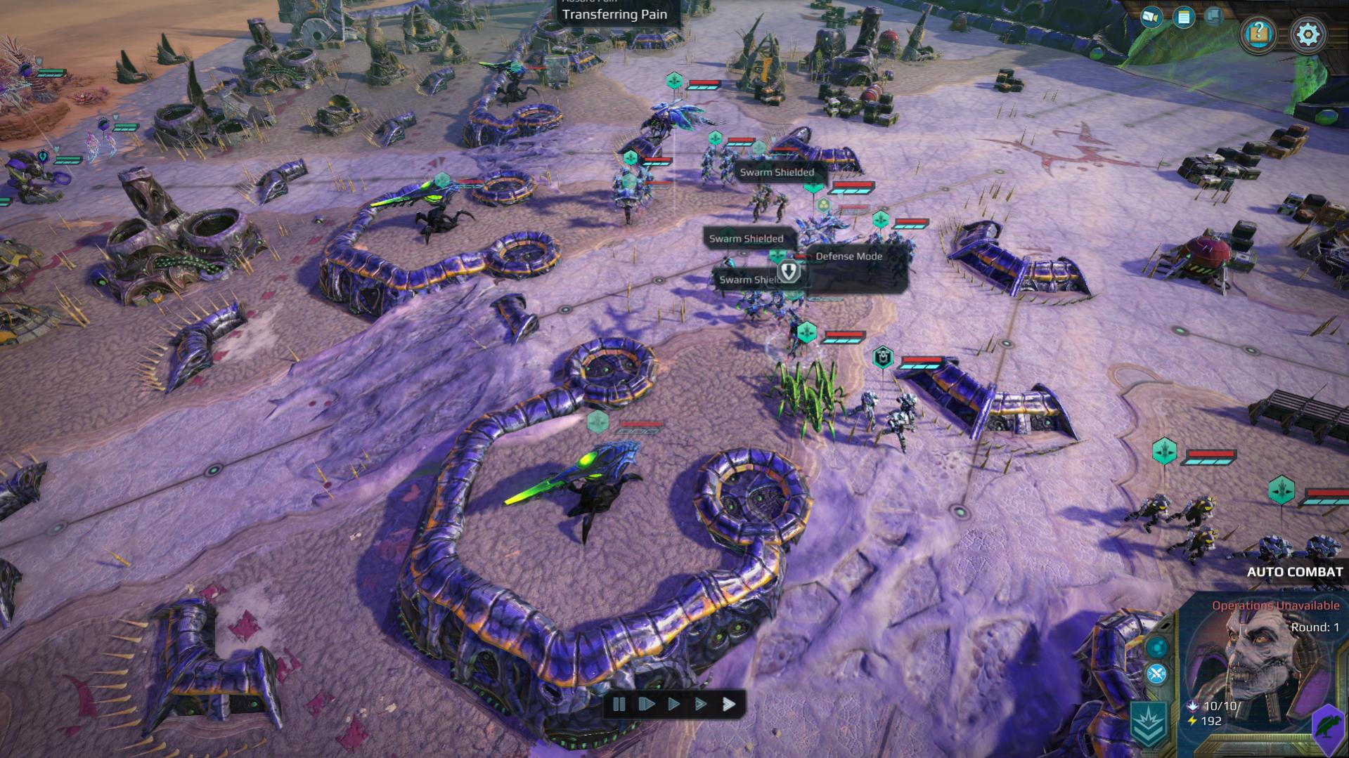 Age of Wonders: Planetfall review by Rick Moscatello-aowbattle-jpg