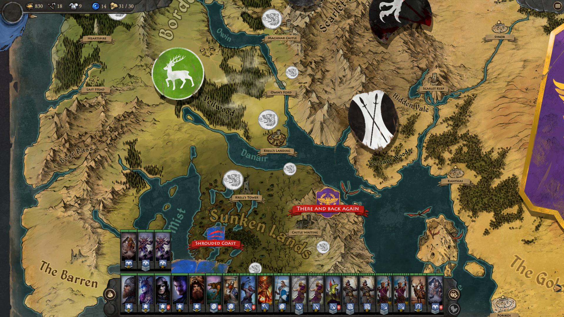 Fantasy General II review by Rick Moscatello-aafg2camp-jpg
