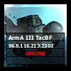 ARMA 3 open admin signups