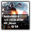 bf2.exe does not exist.